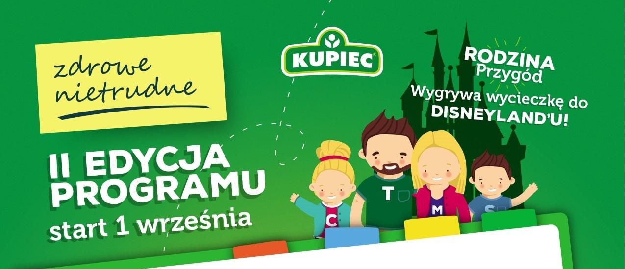 """Rusza II edycja programu """"Zdrowe nietrudne""""! Nowe konkursy, nowe nagrody i ta sama zabawa!"""